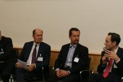 Kraschl-Hirschmann (Siemens), Russ (AustriaTech), Nuyttens (ERF und 3M), Rohracher (GSV), Schuch (SWARCO), Datler (ASFINAG), Greiner (Alp.Lab)