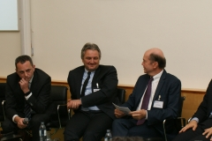 Kraschl-Hirschmann (Siemens), Russ (AustriaTech), Nuyttens (ERF und 3M), Rohracher (GSV), Schuch (SWARCO),
