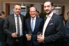 Russ (AustriaTech), Rohracher (GSV), Bohrn (VOR)