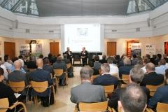 Publikum mit Schleritzko (Land NÖ) und Rohracher (GSV)