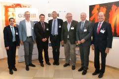 Nikowitz (BMVIT), Kieslinger (Fluidtime), Rehrl (Salzurg Research), Fiby (ITS Vienna Region), Trisko (Stadt Wien), Pracherstorfer (Land NÖ), Rohracher (GSV)