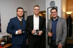 Ziegner und Gabner (Marketingfabrik), Hainz (AIT)