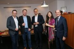 Russ (AustriaTech), Molin (BMVIT), Klamminger (AIT), Breitkopf, Rohracher (GSV)