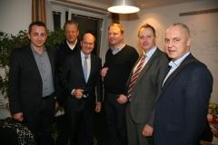 Russ (AustriaTech), Hecke (GSV), Rohracher (GSV), Molin (BMVIT), Schwammenhöfer (BMVIT, Fessl (WKO) c Granzer-Schrödl / WIM