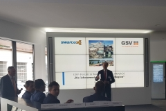 Begrüßung Rohracher, GSV